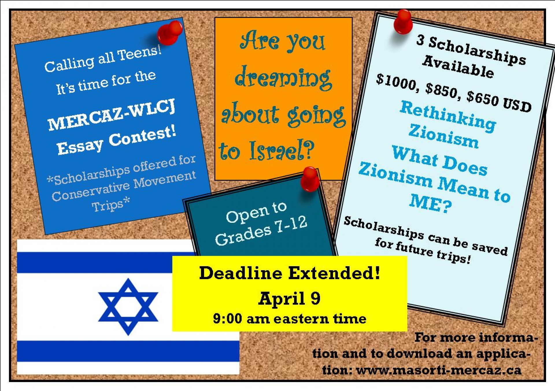 010 Essay Contest Flyer Half Page Extended Example Astounding Scholarship Contests For High School Students 2019 Middle 1920