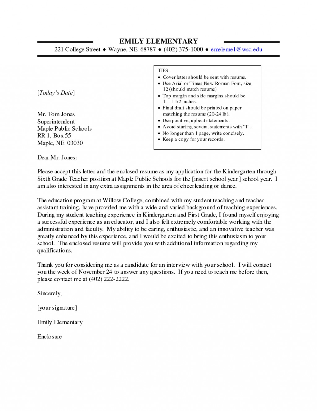 010 Essay Cover Letter Marvelous Sample College Examples Mla Large
