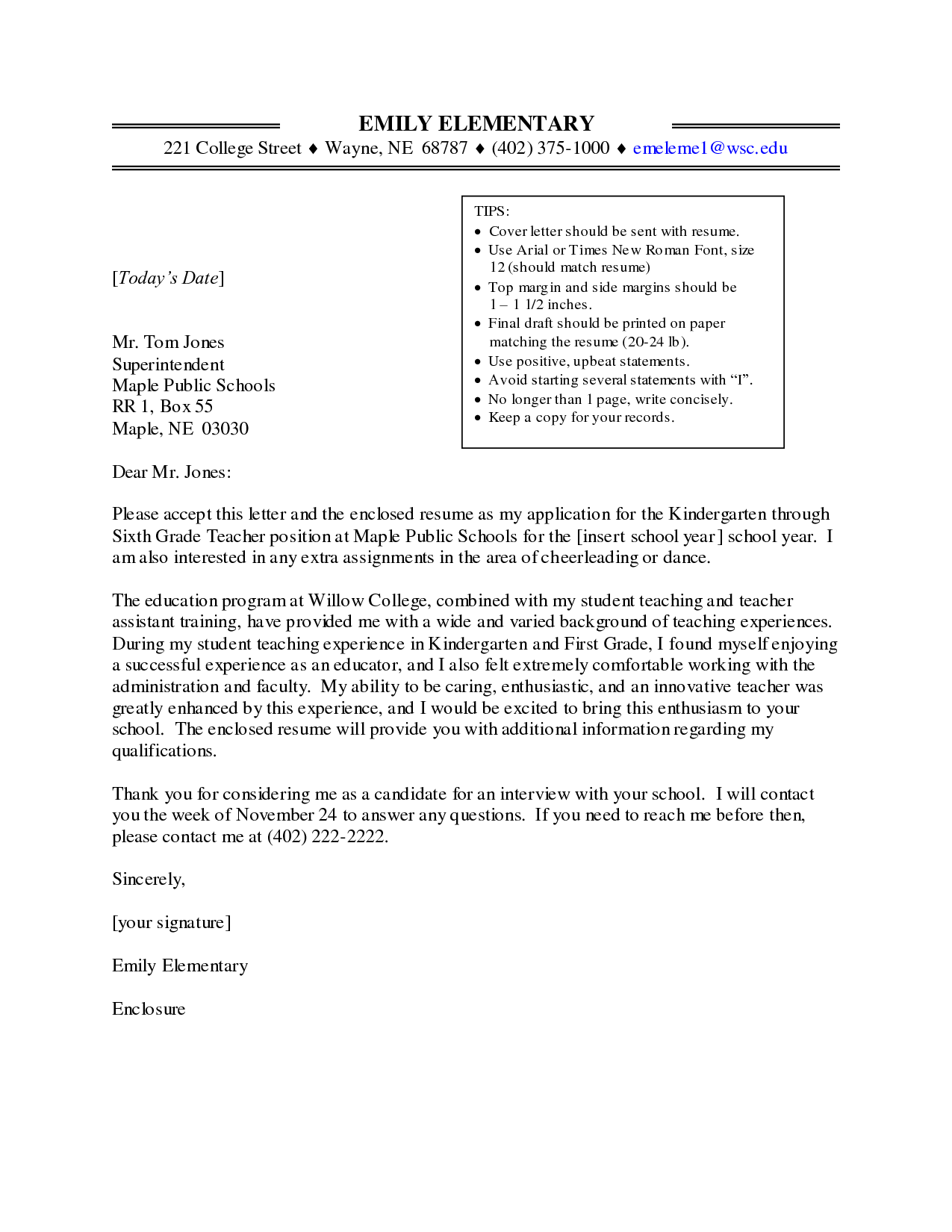 010 Essay Cover Letter Marvelous Sample College Examples Mla Full
