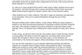 010 Essay Example Argumentative Middle School Ms Excerpt Unbelievable Topics Pdf For
