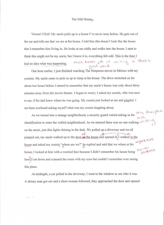 010 Essay Example Autobiography Autobiographysample2 Unique Pdf Examples For College Large