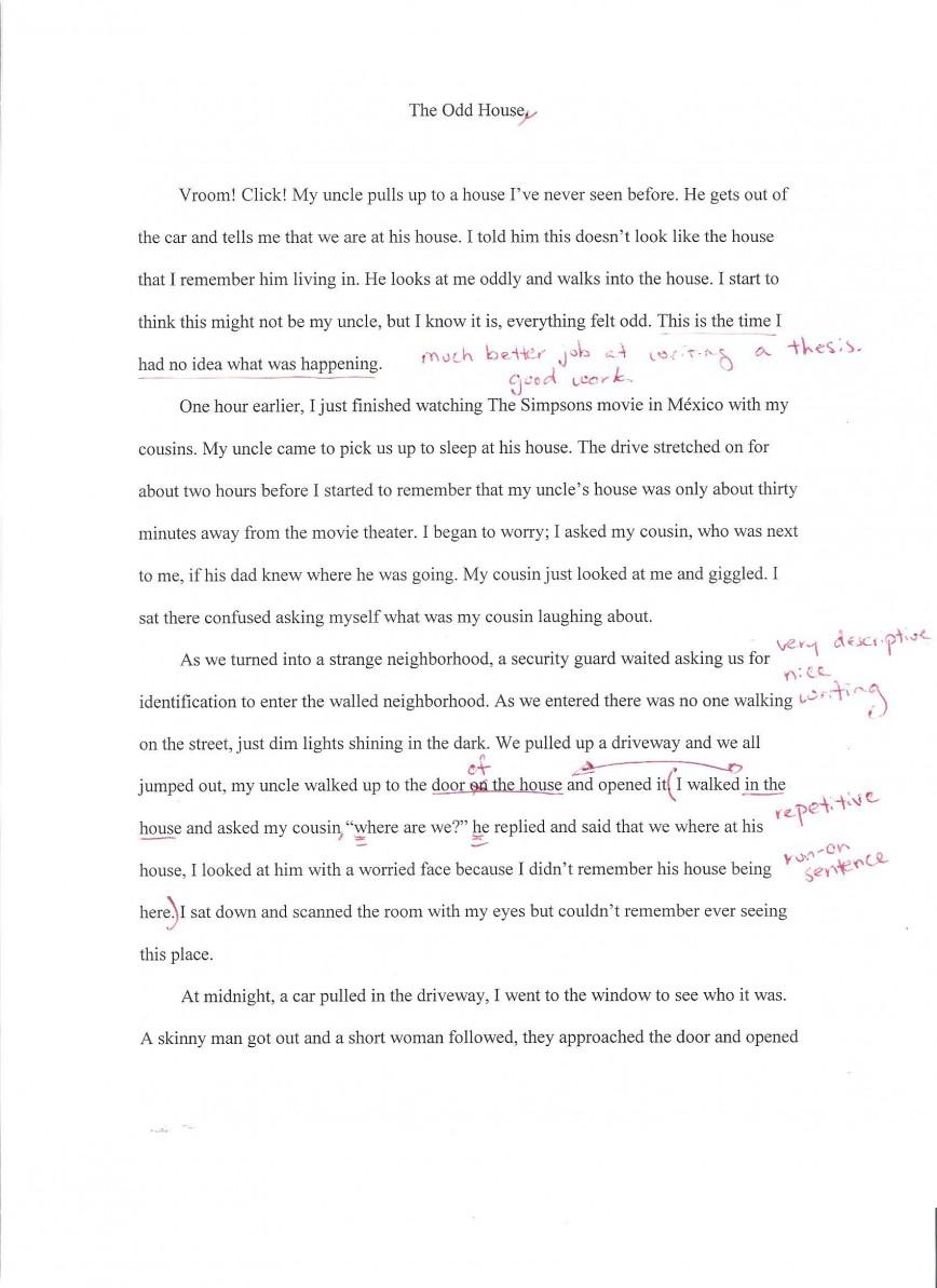 010 Essay Example Autobiography Autobiographysample2 Unique Of About Yourself Pdf Paper Developmental