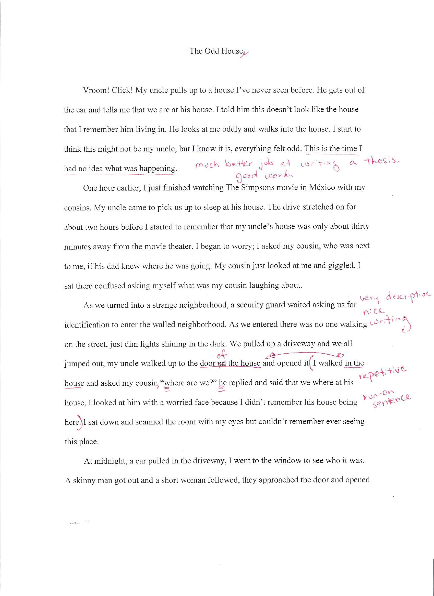010 Essay Example Autobiography Autobiographysample2 Unique Pdf Examples For College Full