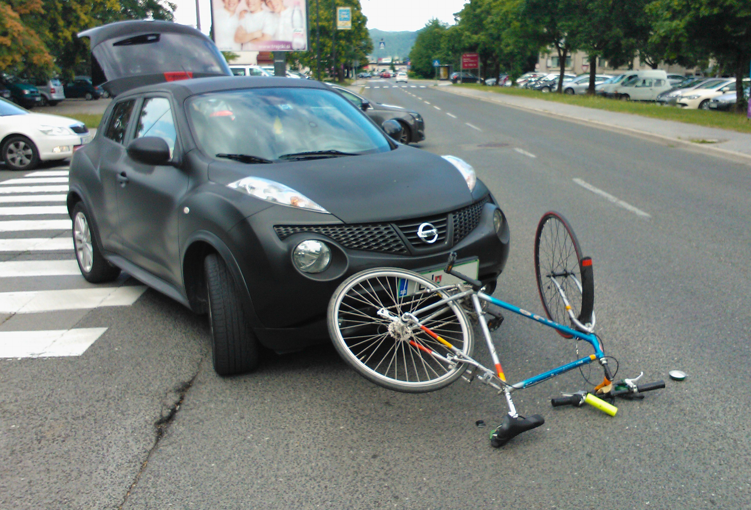 010 Essay Example Bicycle Car Accident On Road Imposing Wikipedia Full