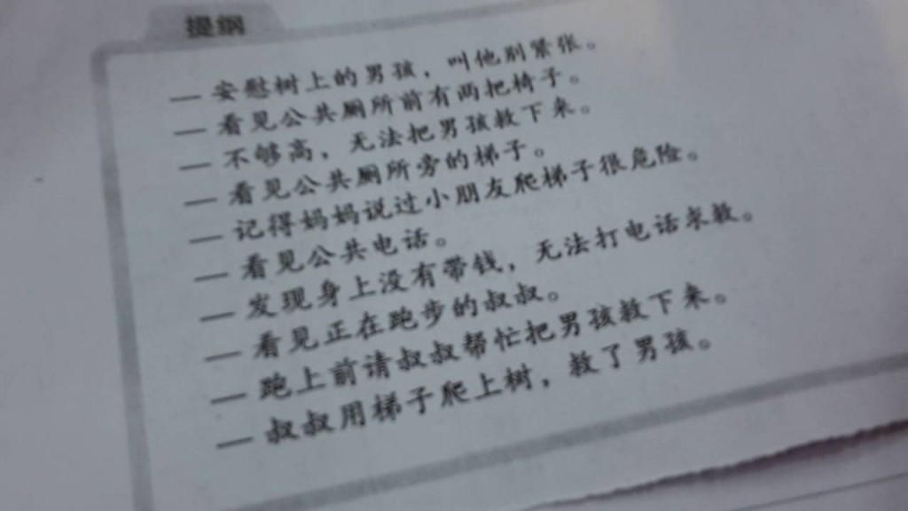 010 Essay Example Chinese Amazing Language Writing Letter Format Topics Large