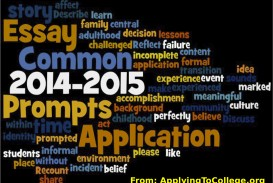 010 Essay Example Common Application Prompts Surprising 2015 App