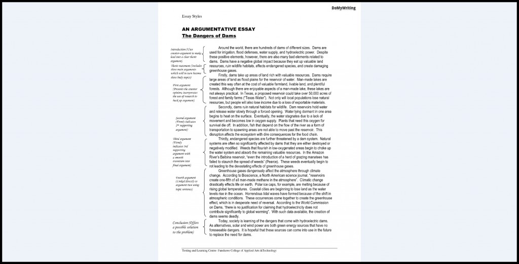 010 Essay Example Controversial Argumentative Topics Excellent Non Current Large