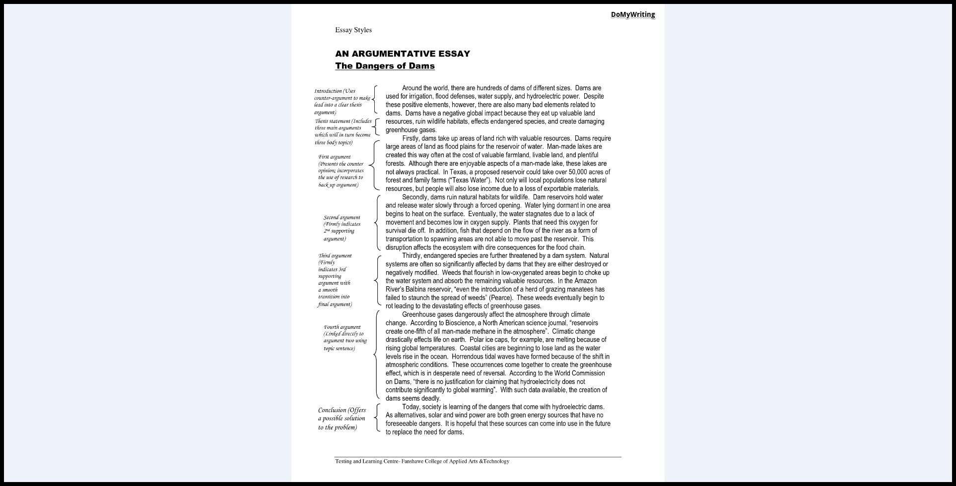 010 Essay Example Controversial Argumentative Topics Excellent Non Current Full