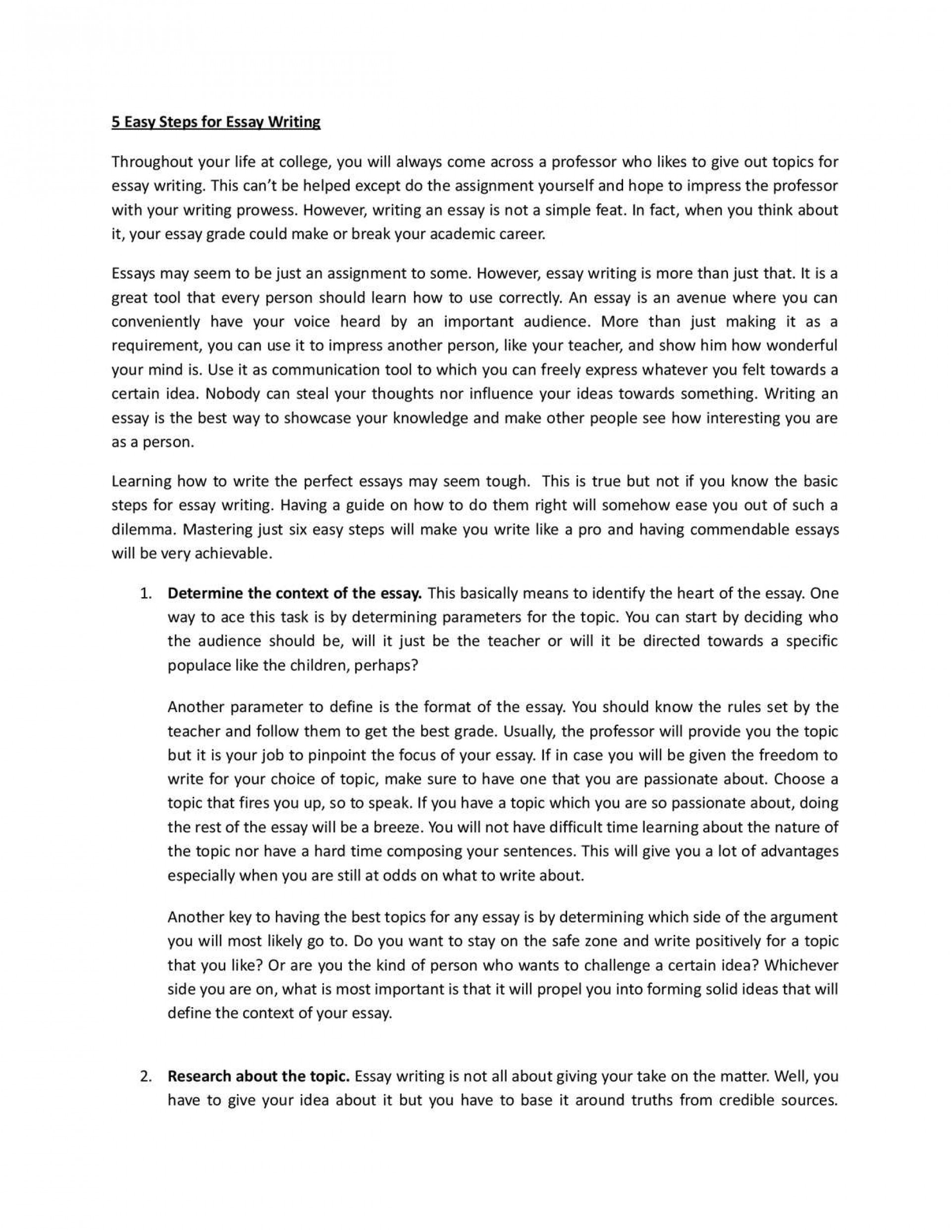 010 Essay Example Easy Way To Write An Excellent Argumentative How Analytical In Ielts Task 2 1920