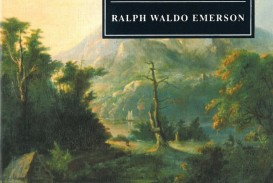 010 Essay Example Emerson Essays Dreaded Self Reliance And Other Second Series Nature