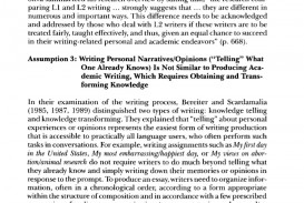 010 Essay Example English Teaching Academic Esl Writing Practical Techniques In Vocabulary And Grammar Singular Family Narrative Ideas Conclusion Life Topics