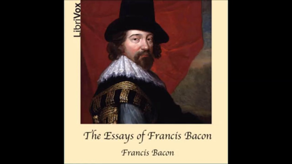 010 Essay Example Francis Bacon Essays Awesome Analysis Pdf Of Truth Download Critical Appreciation Bacon's Large