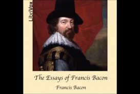 010 Essay Example Francis Bacon Essays Awesome Analysis Pdf Of Truth Download Critical Appreciation Bacon's
