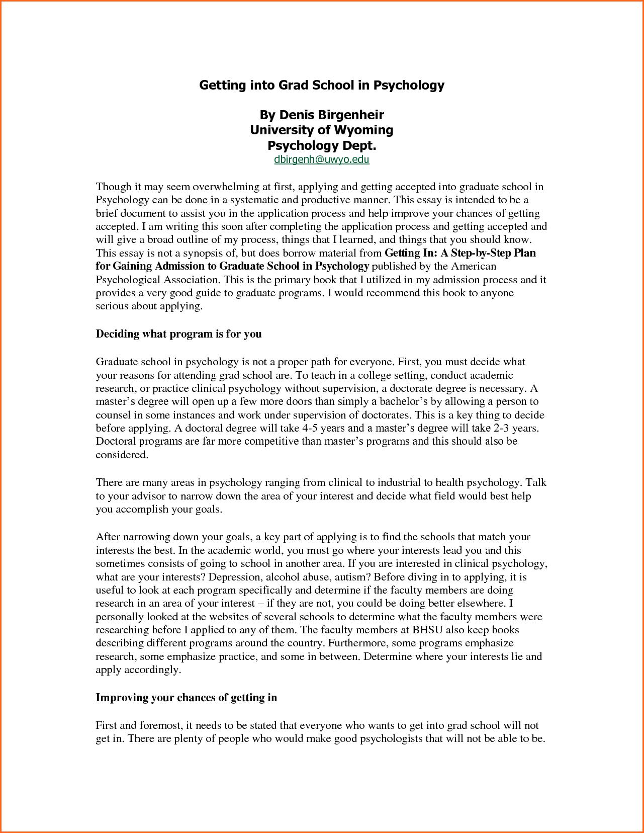 Publish college admissions essay