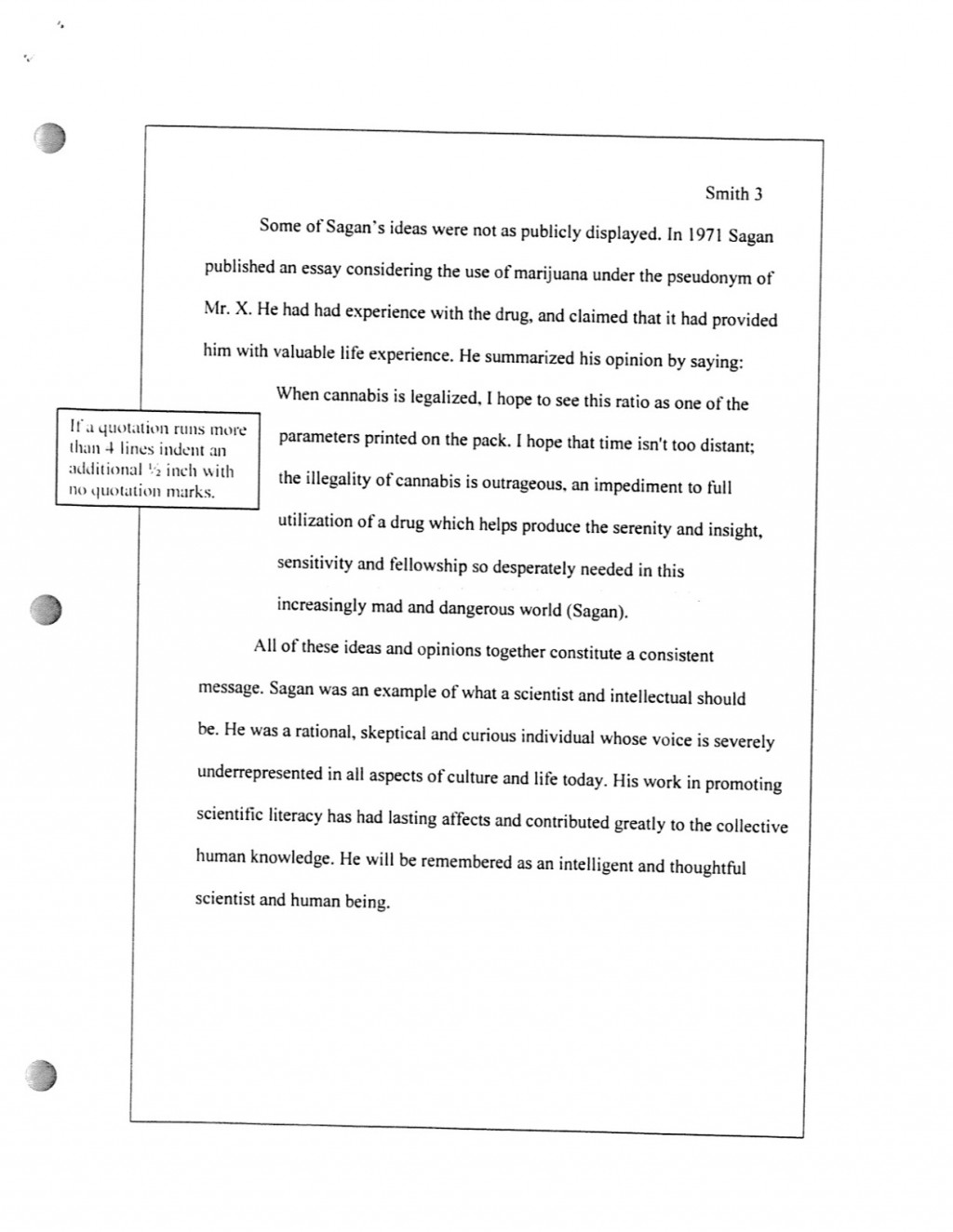 010 Essay Example How To Put Long Quote In An Mla Format For Quotes Unique A Large Harvard Large