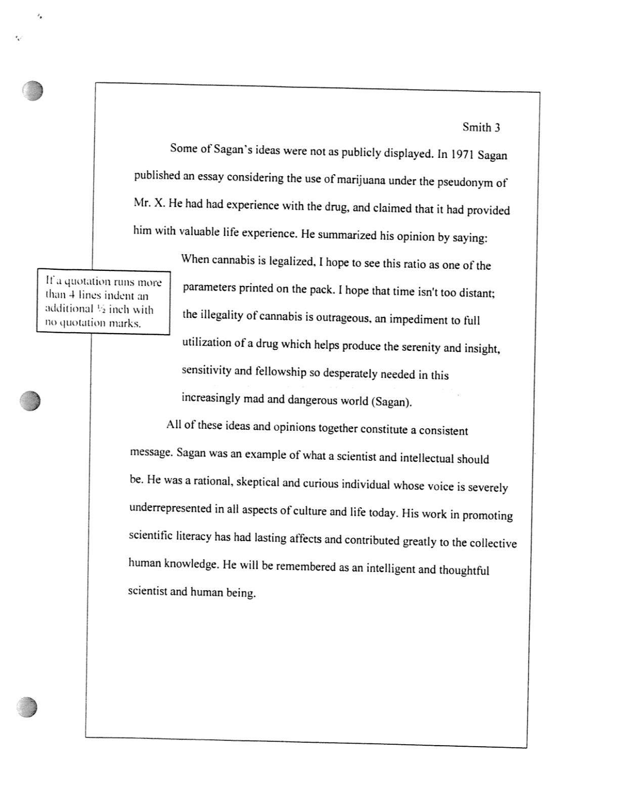 010 Essay Example How To Put Long Quote In An Mla Format For Quotes Unique A Large Harvard Full