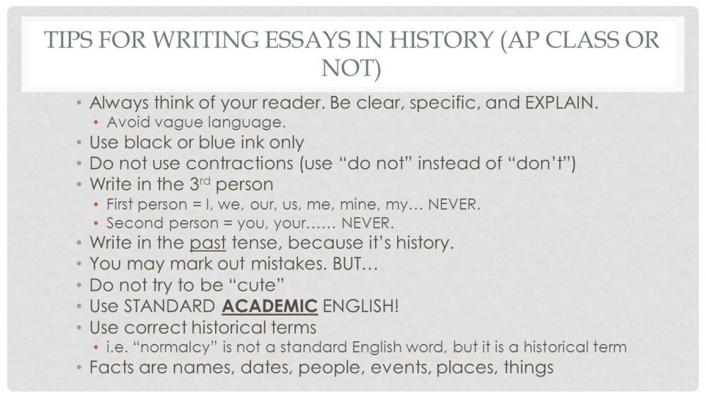 010 Essay Example How To Write Long The Question Ppt Downl In One Night For Ap Us History Proposal World With Little Information Quickly Apush Dreaded A Periodization Good Comparative Large