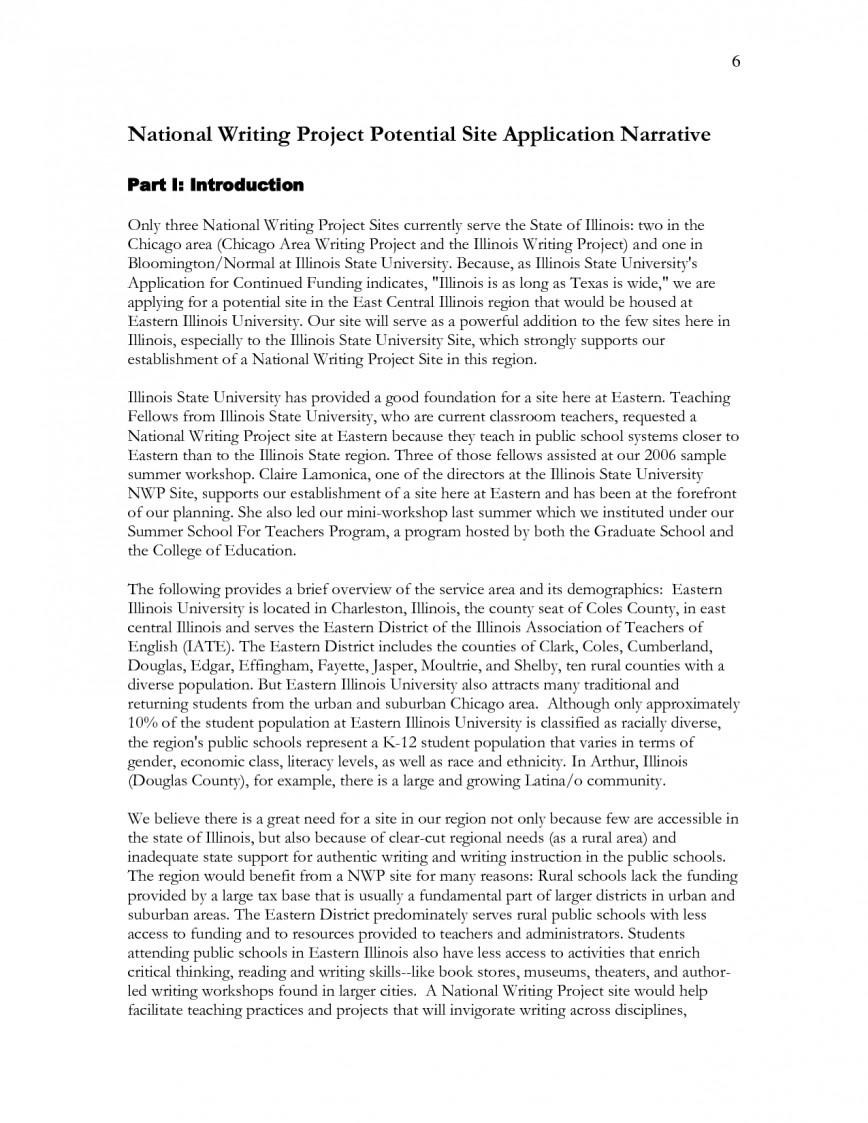 010 Essay Example Narrative For High School Goal Blockety Co Personal Examples Topics Students Short Unique Pdf