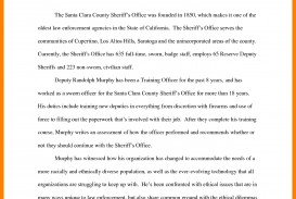 010 Essay Example Narrative Interview Writing An 308901 Exceptional Outline First Job 320