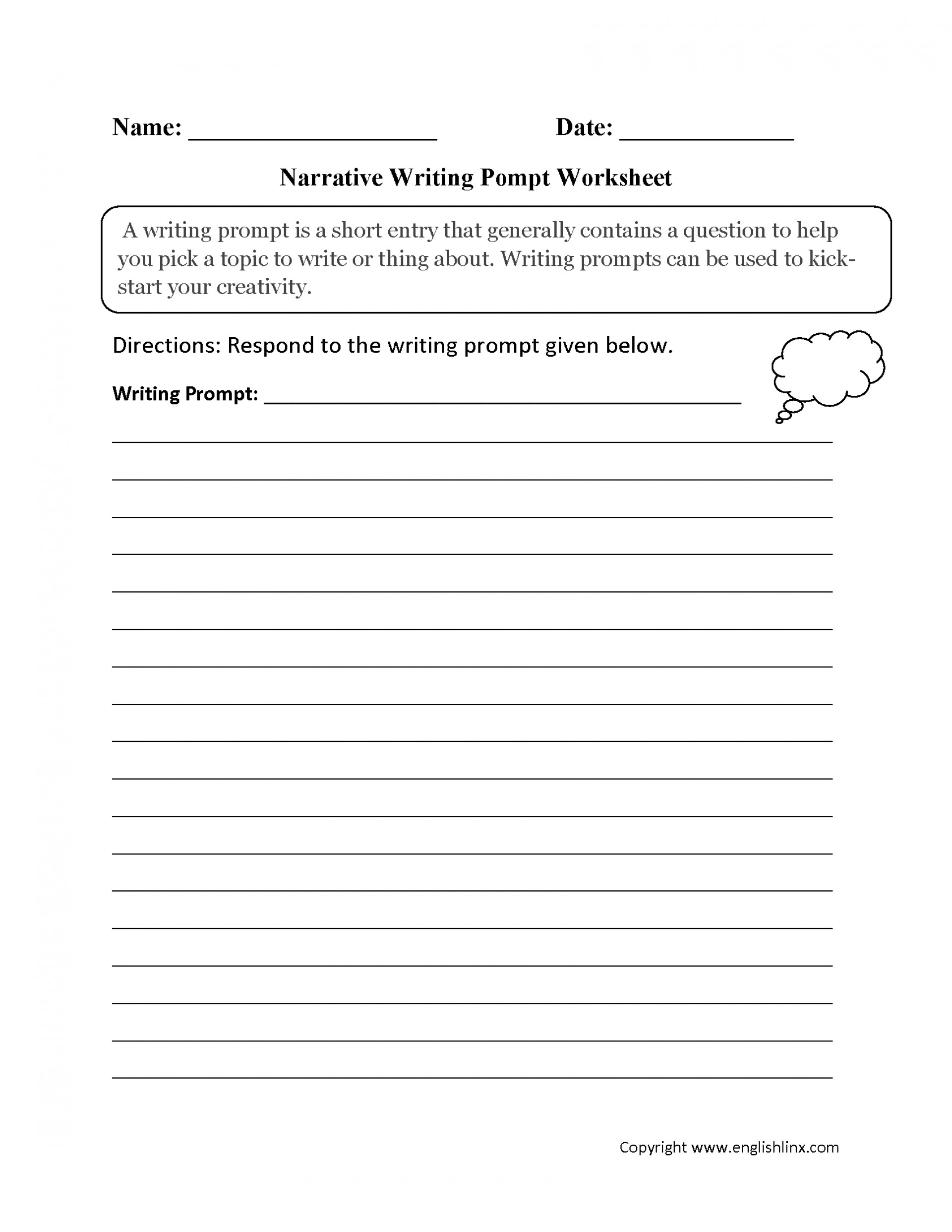 010 Essay Example Narrative Writing Prompt Prompts For Best Essays College Persuasive Opinion 4th Grade 1920