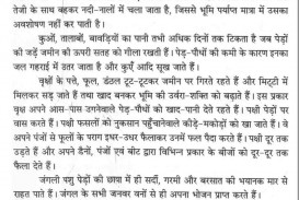 010 Essay Example On The Importance Of Plants In Our Life Hindi Value Trees L Unusual Values Family Topics Moral Introduction 320