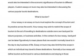 010 Essay Example P1 Unique Travel Definition Photo Examples Submissions 320