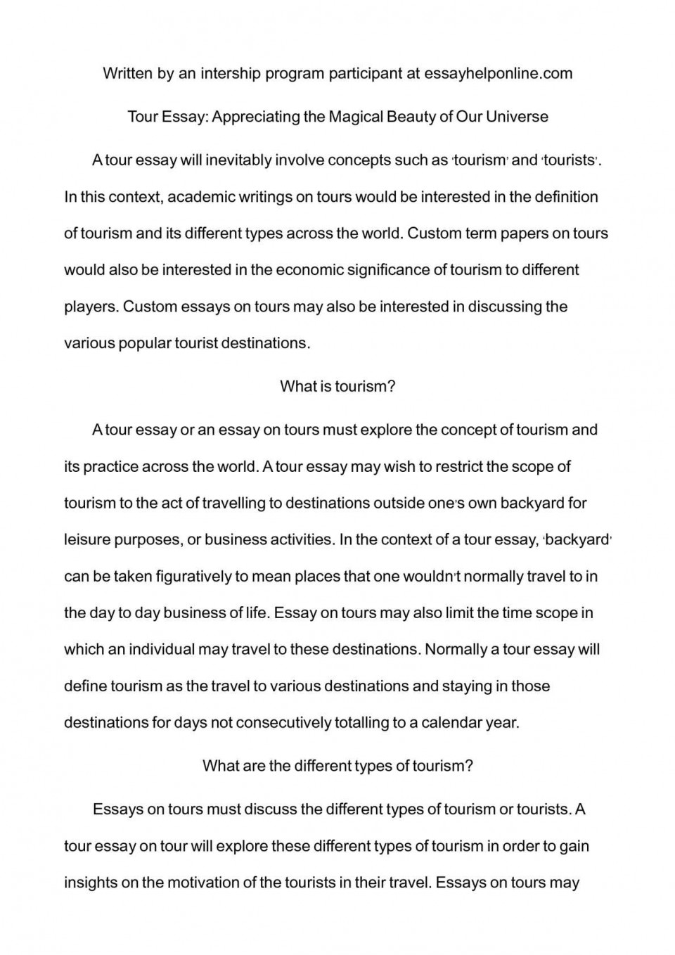 010 Essay Example P1 Unique Travel Definition Photo Examples Submissions 960