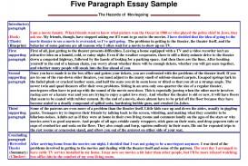 010 Essay Example Paragraph High Sensational 5 School Pdf Template For