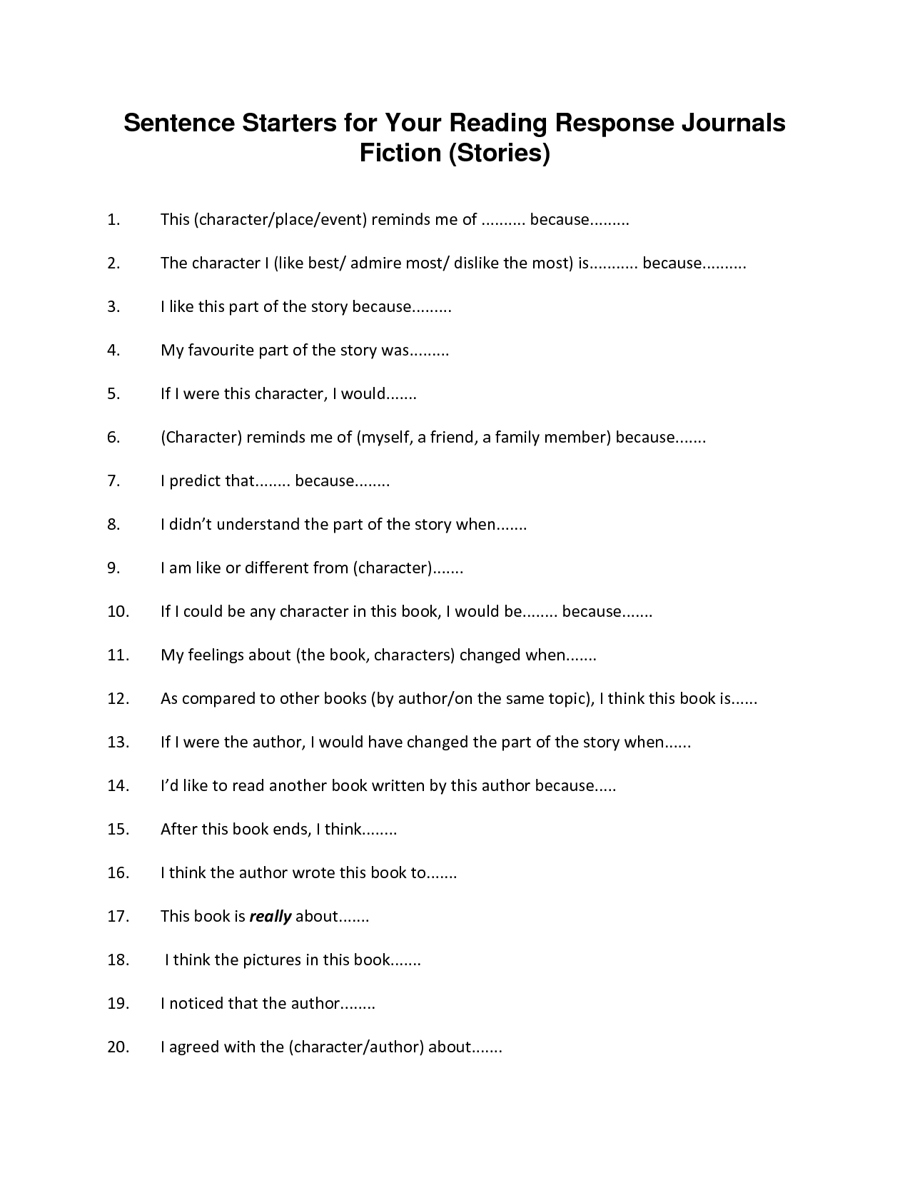 010 Essay Example Paragraph Starters Excellent Sentence Spanish Gcse Full