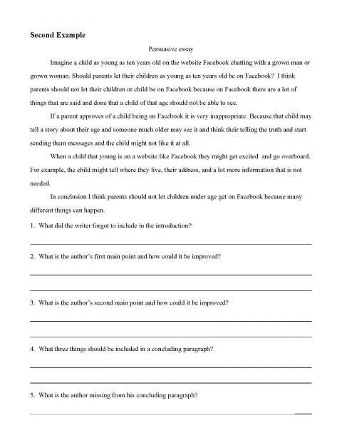010 Essay Example Persuasive Examples Impressive College Athletes Should Get Paid For Middle School Staar 480