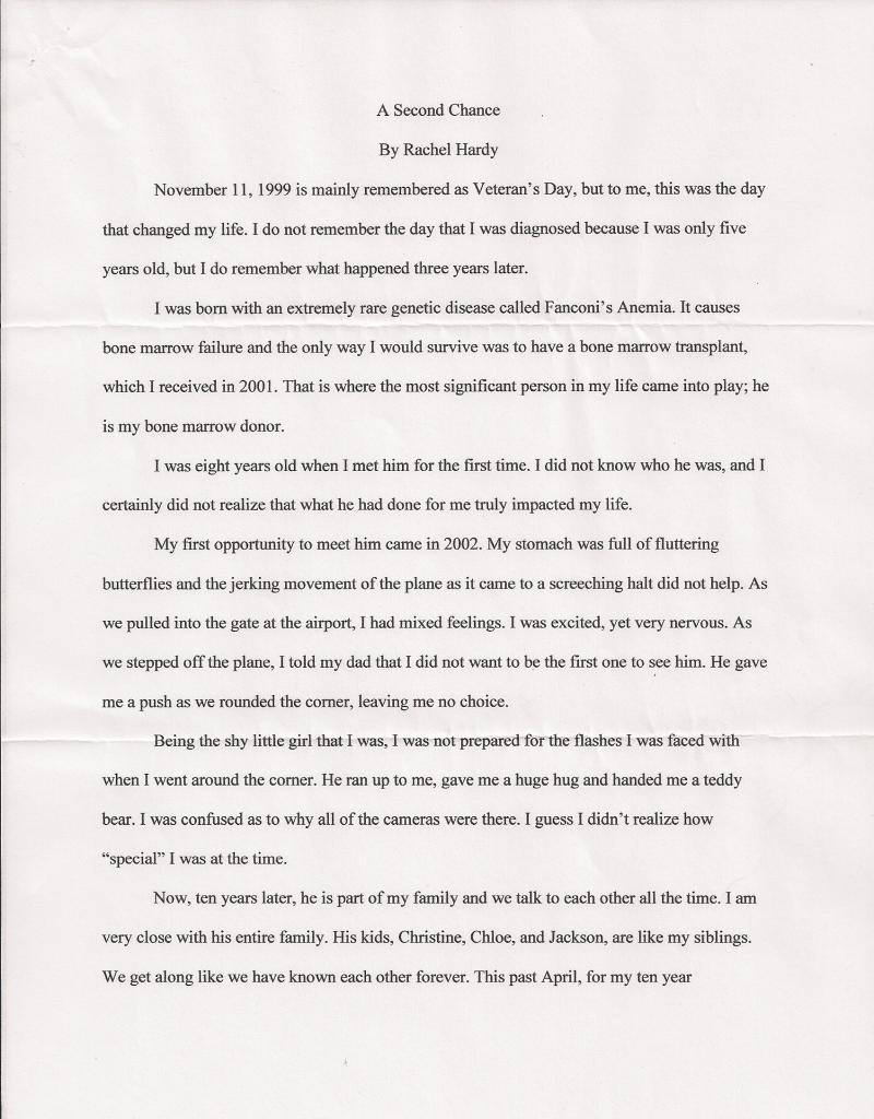 010 Essay Example Rachel Hardy 1 206151151 Std Scholarship Stunning Sample Leadership For Mba Full