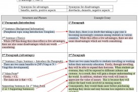 010 Essay Example Template Impressive Organization Techniques Activity Definition