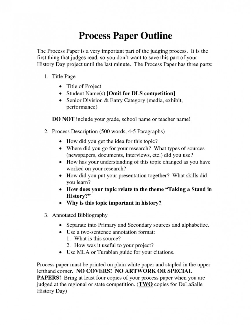 24+ Examples of Process Essays - PDF | Examples