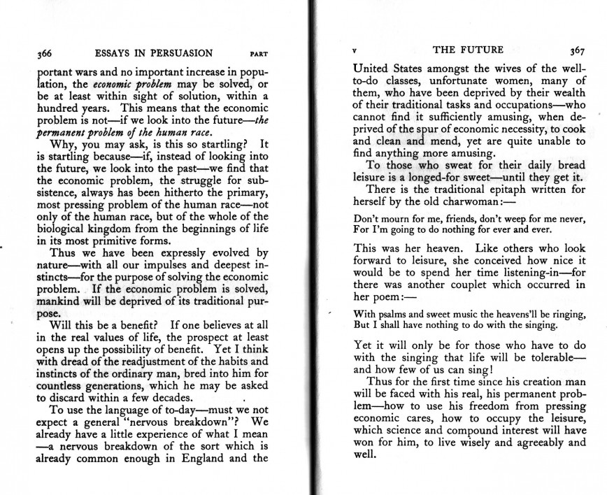 010 Essays In Persuasion Essay Remarkable Keynes Wikipedia Pdf Download