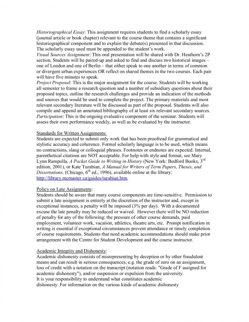 010 Historiographical Essay Phenomenal On Slavery Format