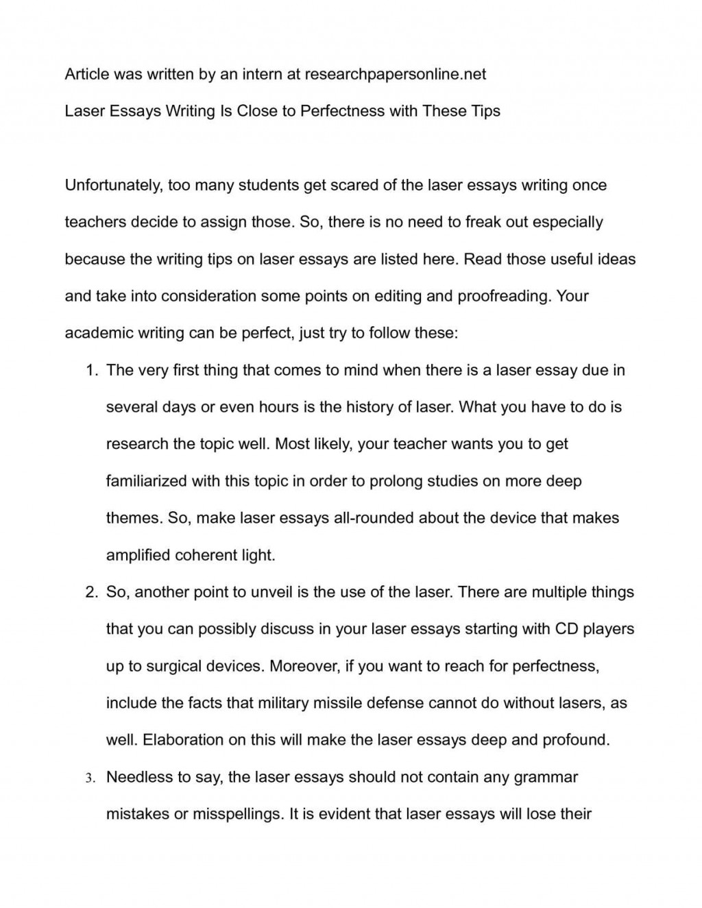 010 How To Close An Essay Example Imposing Write For A Scholarship Examples End Writing Large