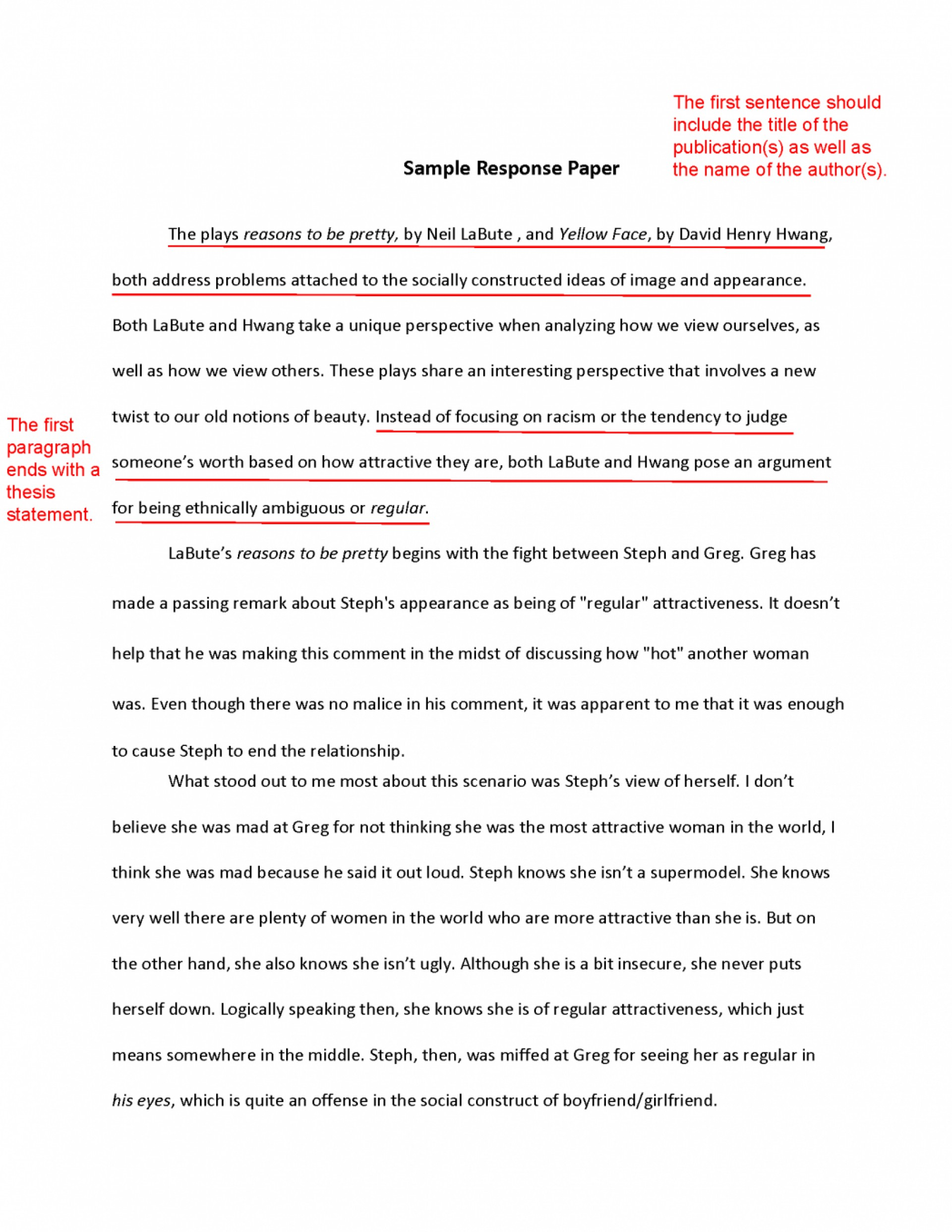 010 How To Essay Write Papers Help Writing English Paper Do The Right Thing Challenge Examples Res Example Movie Marvelous For College Format Topics High School 1920