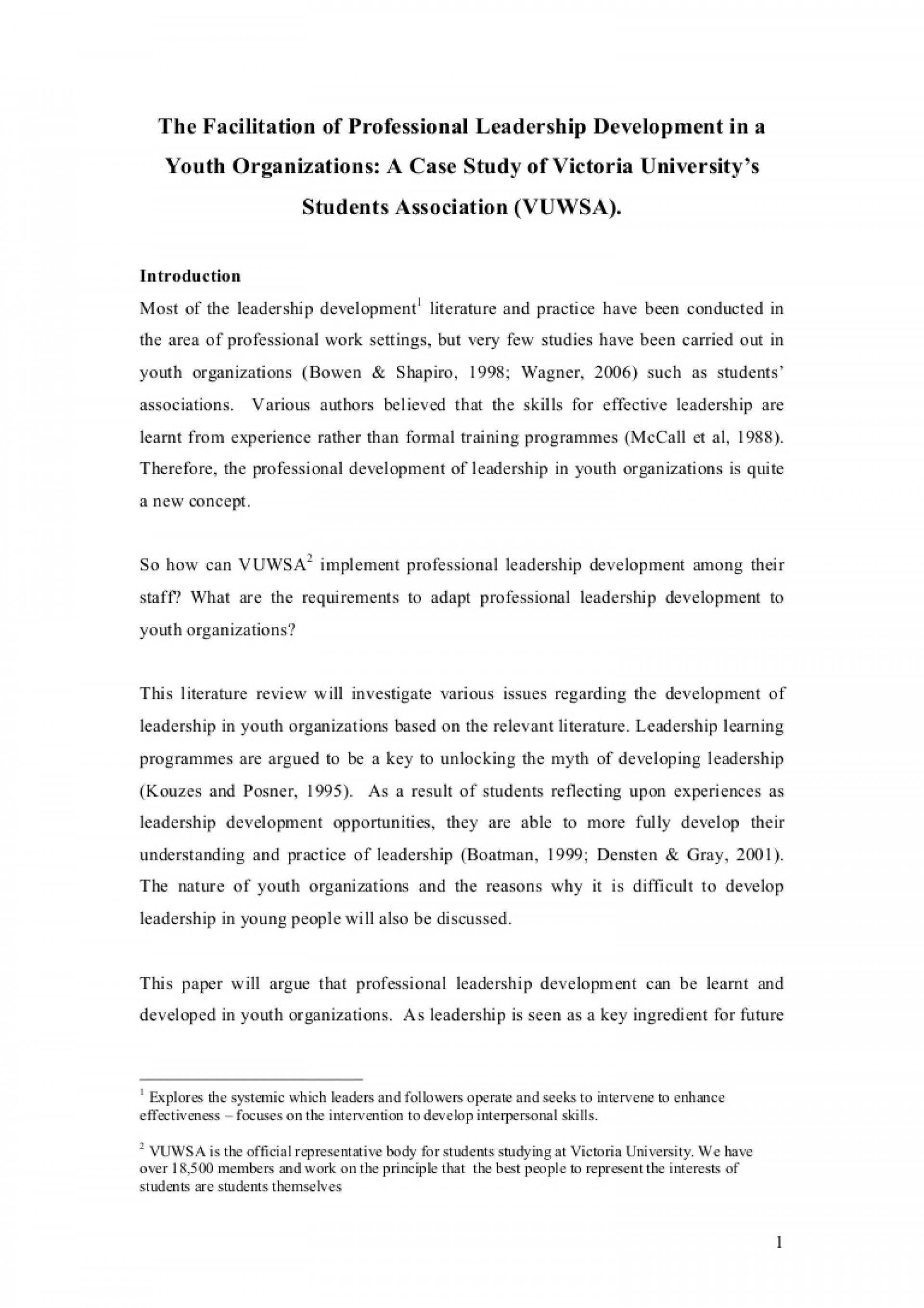 010 Leadership Experience Essay Literaturereviewonyouthleadership Phpapp01 Thumbnail Dreaded For Scholarship Describe Your Examples 1920
