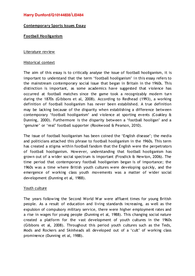010 Lva1 App6892 Thumbnail Essay On Football Top Match For Class 7 Player Full