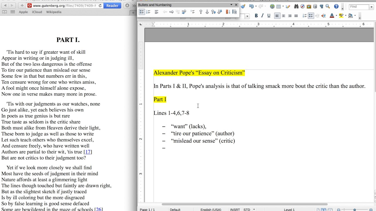 010 Maxresdefault Essay Example An On Sensational Criticism Lines 233 To 415 Part 3 Analysis Pdf Full