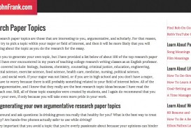 010 Maxresdefault Good Research Essay Topics Awesome Paper For College Students Interesting History