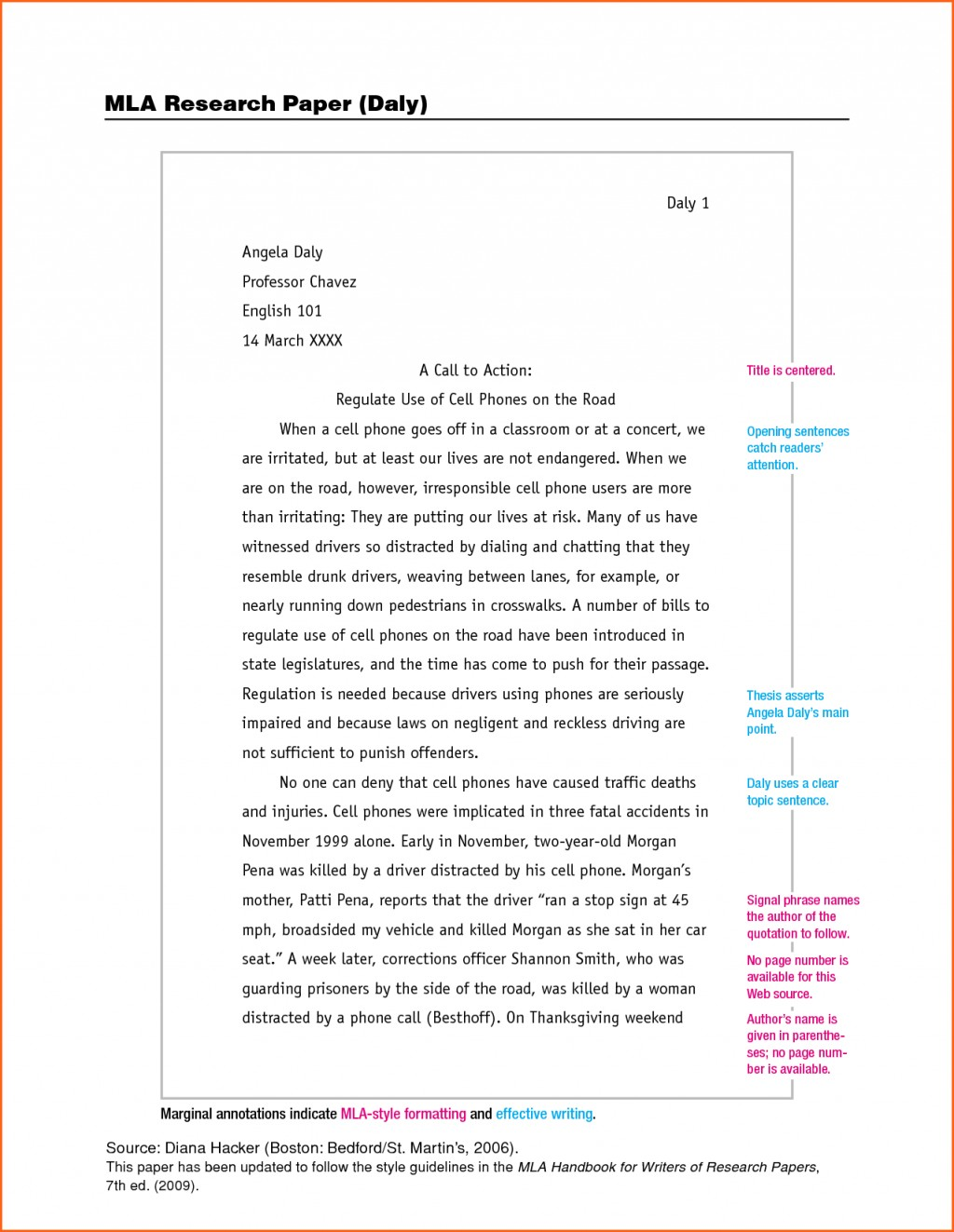 010 Mla Format Essays What Is The For Essay Magnificent Persuasive Outline Example 2017 Large