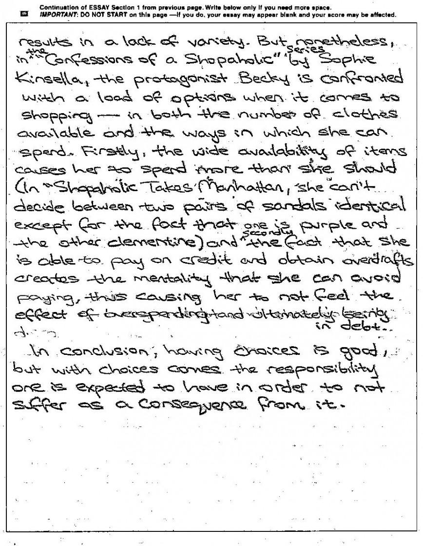 Apa format short essay example