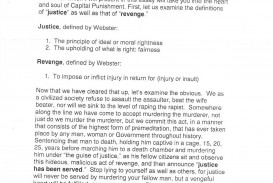 010 Persuasive Essay On Death Penalty Argumentative Capital Punishment L Awful Pros And Cons Conclusion