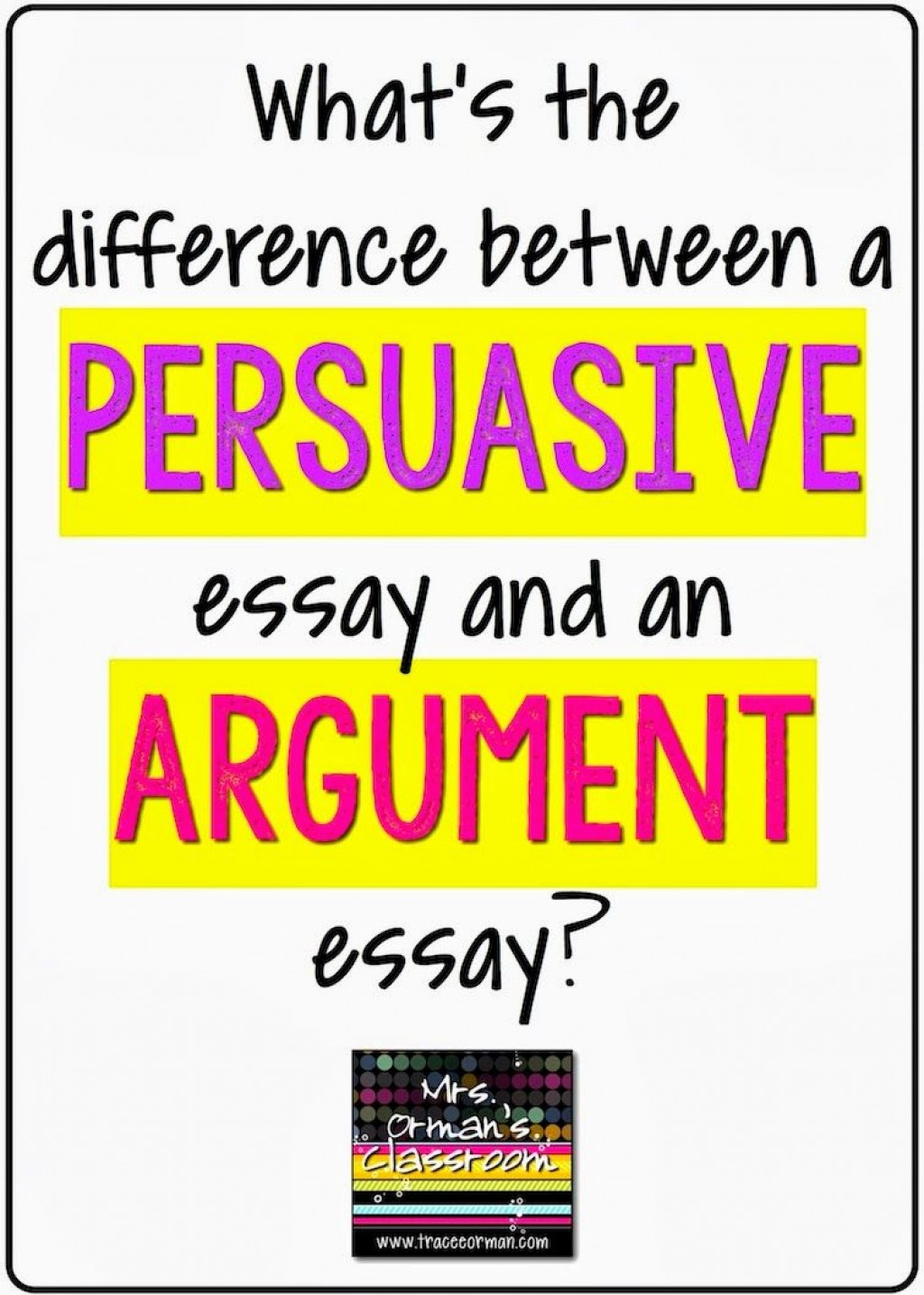 010 Persuasive Vs Argumentative Essay Example Awful Are And Essays The Same Differentiate Large