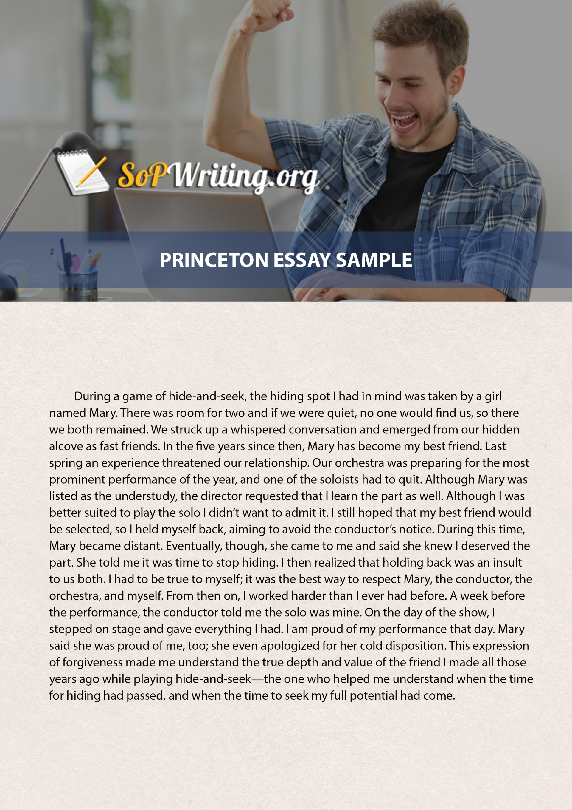 010 Princeton Essay Prompts Sample Sop Writing Dreaded University Prompt 2016 1920