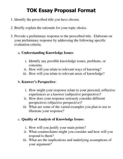 proposal essay topics with solutions