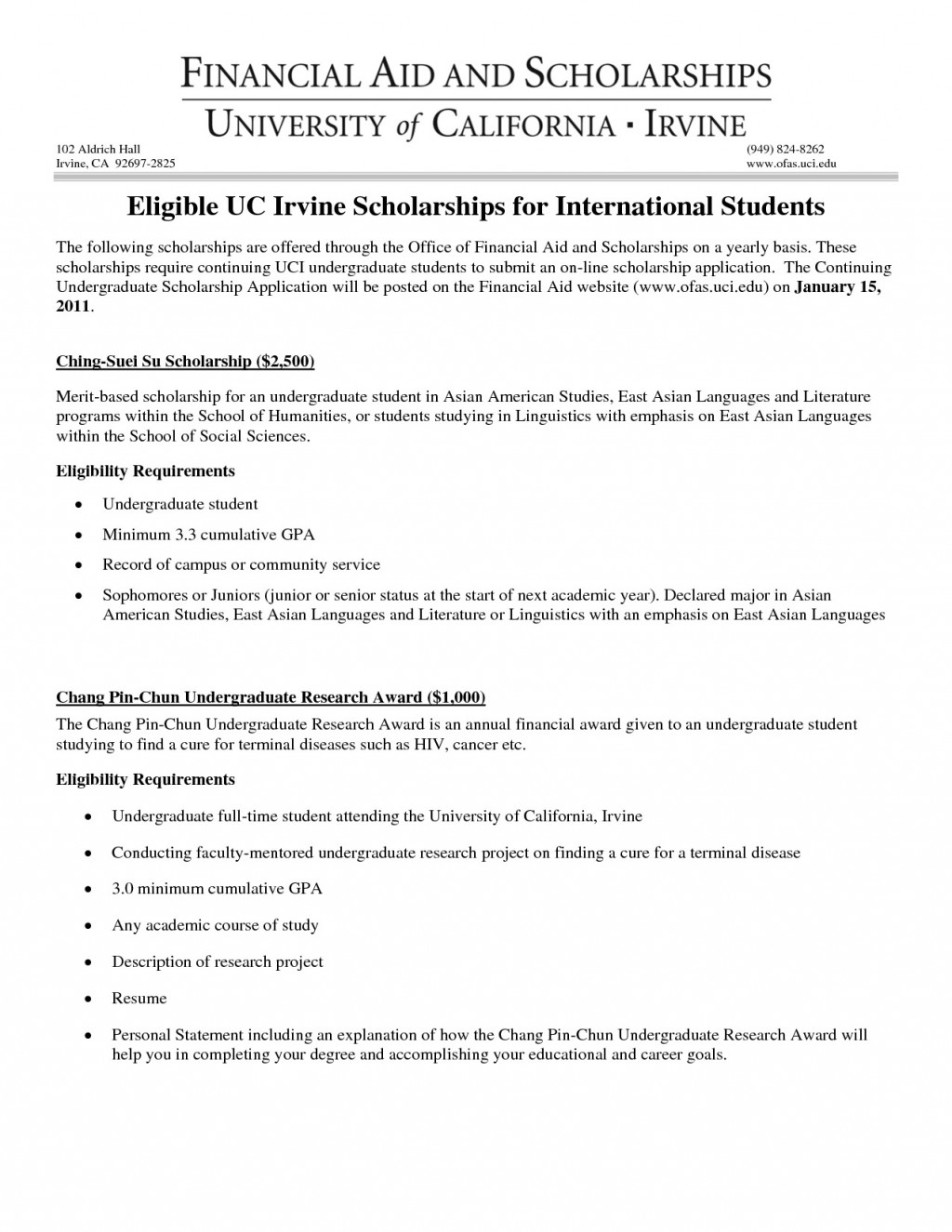 010 Sample Essay For Financial Need Scholarship Example Examples Letter Unforgettable Large