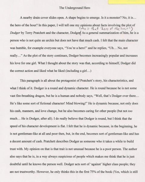 009 Essay Example Satire Satirical Of Samples Essays Good Examples