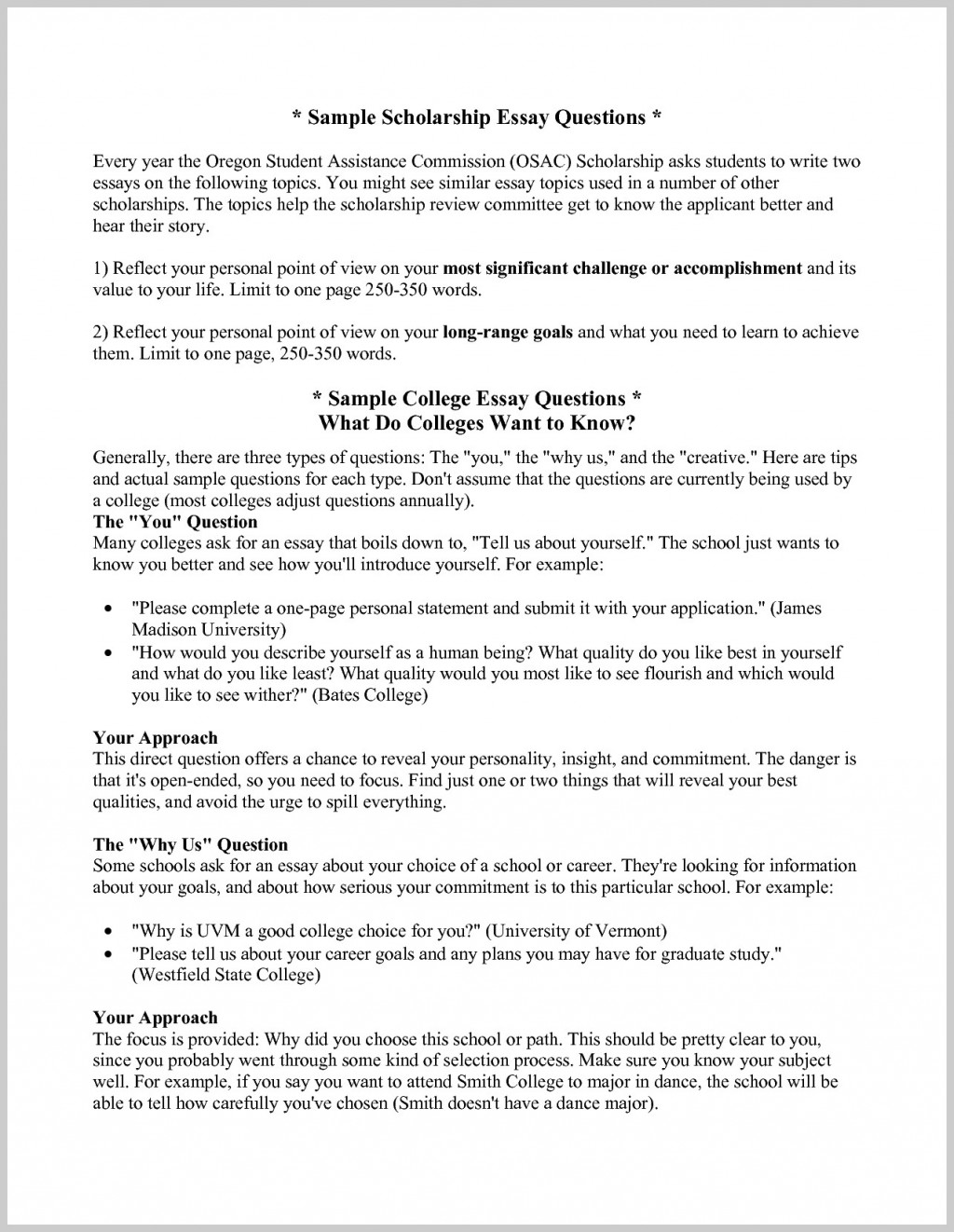 010 Scholarships That Don T Require Essays Essay Example Describing Yourself As Student On Describe Writing An About Remarkable Are There Any Don't 2019 Canadian Large